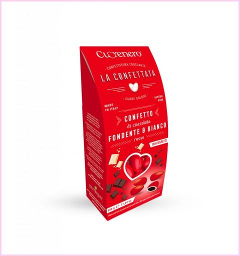 Confetto di Cioccolato Rosso
