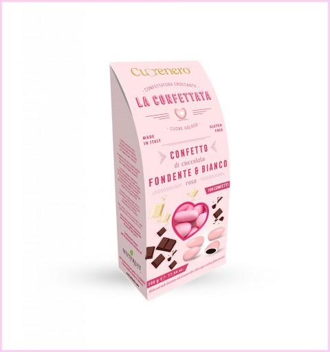 Confetto di Cioccolato Rosa