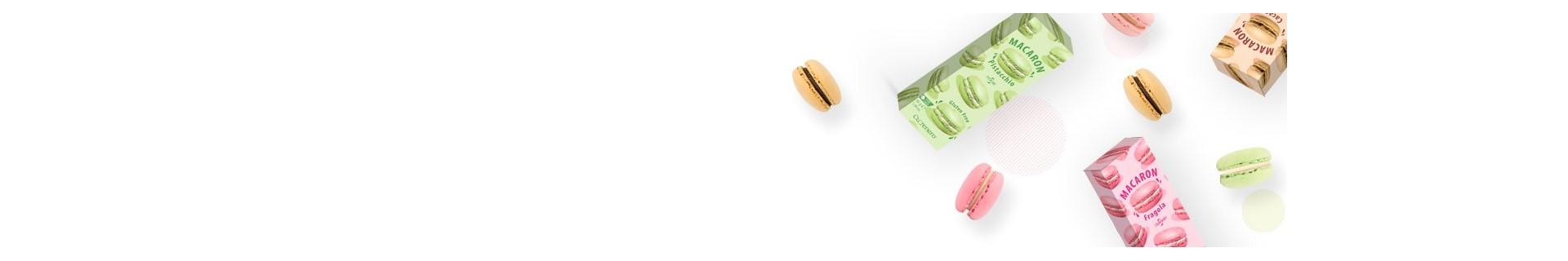 box 6 macaron