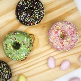 Tris di bontà 😍  Acquista i Donuts Cuorenero sul nostro shop online ⬇️  🛒 https://cuorenero.it/shop/it/  #donutscuorenero🍩  #cuoreneroff
